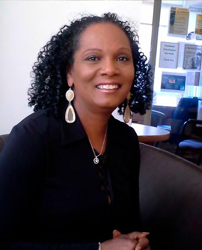 Portrait of Susan Sparks